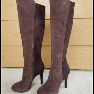 *NEW* Jessica Simpson Avalona Brown Suede Boots